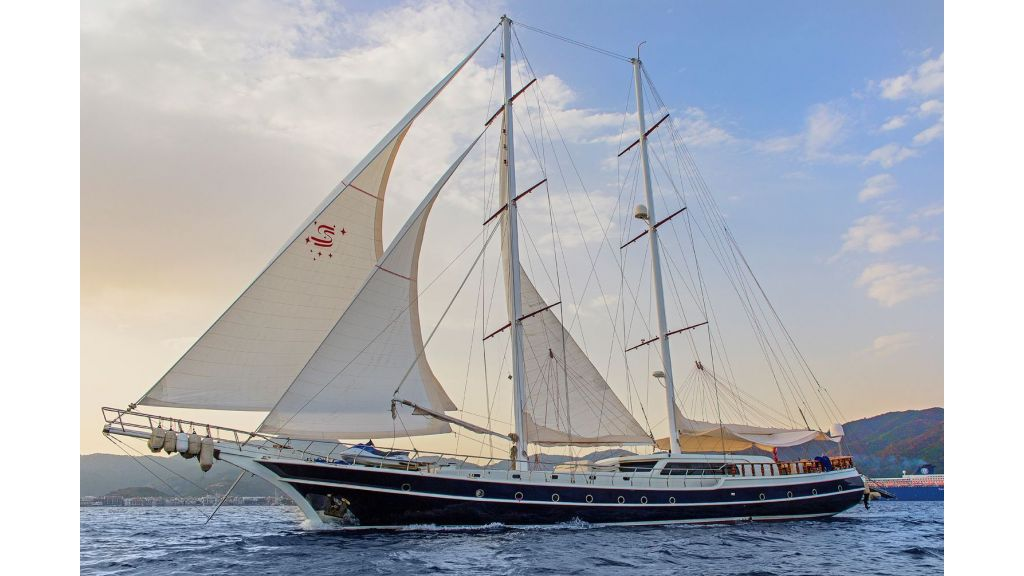 Luxury Ketch Gulet (1)