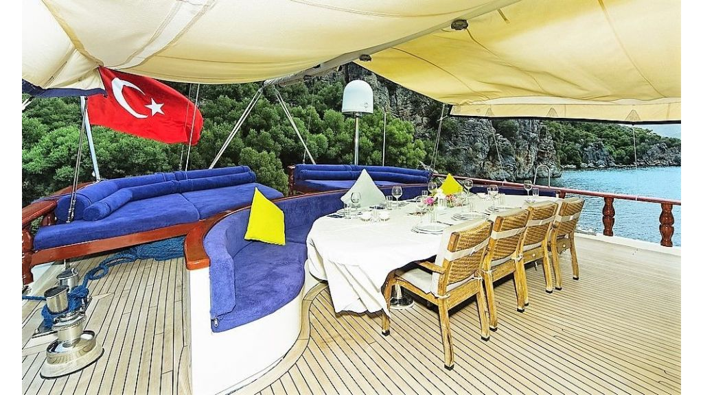 Luxury Ketch Gulet (13)