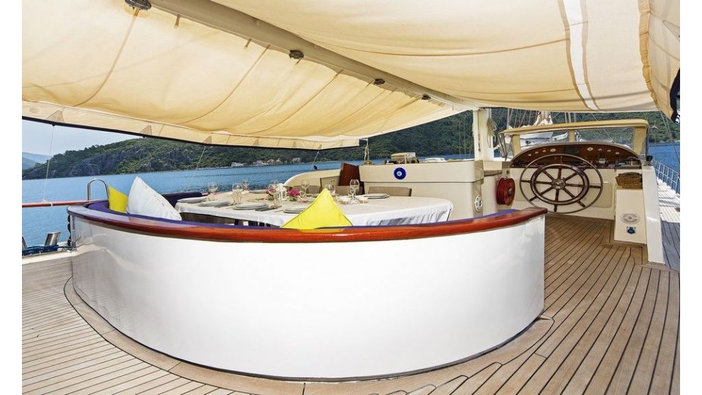Luxury Ketch Gulet (14)
