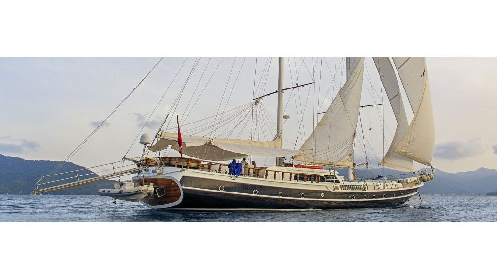 Luxury Ketch Gulet (2) - master
