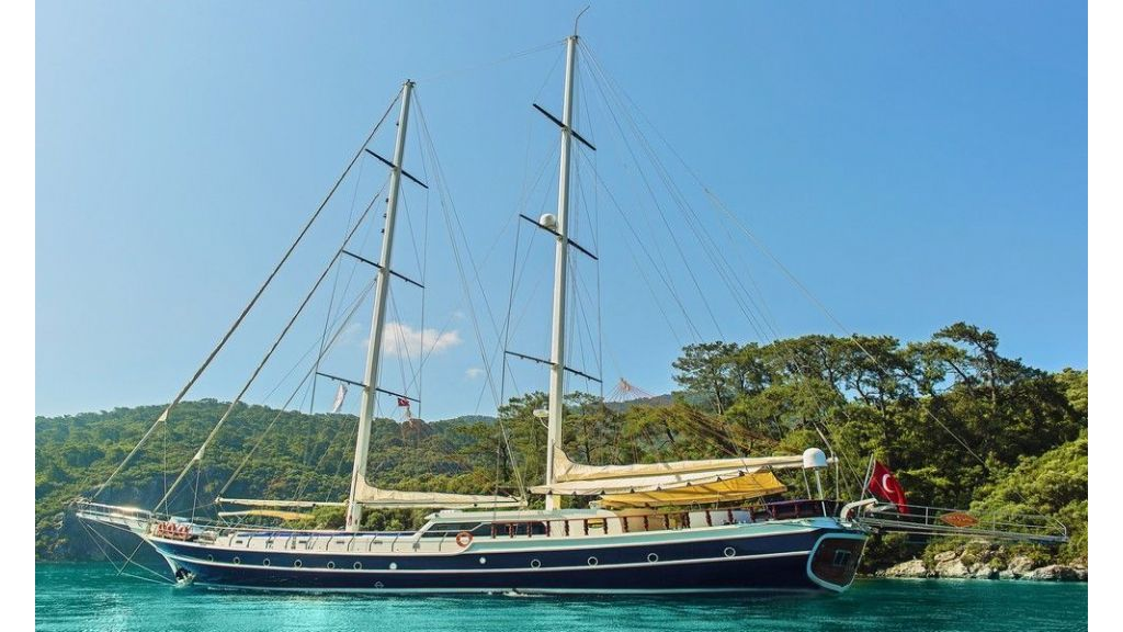 Luxury Ketch Gulet (4)