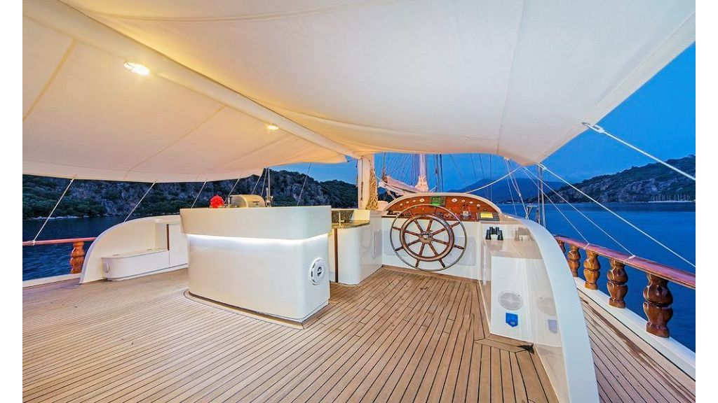 Luxury Ketch Gulet (5)