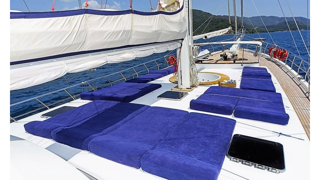 Luxury Ketch Gulet (8)