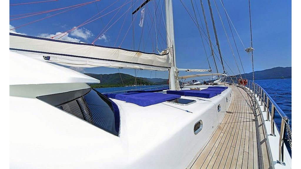 Luxury Ketch Gulet (9)