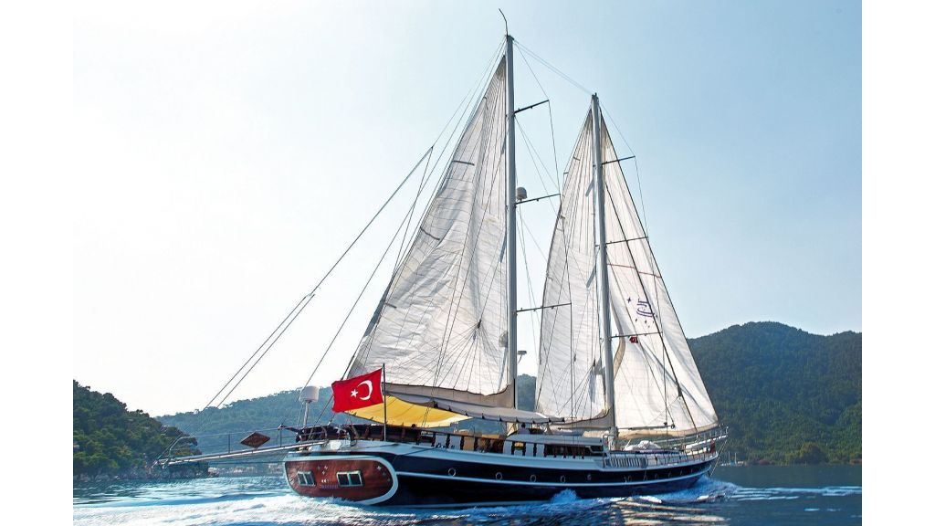 Luxury Ketch Gulet for Sale (10)