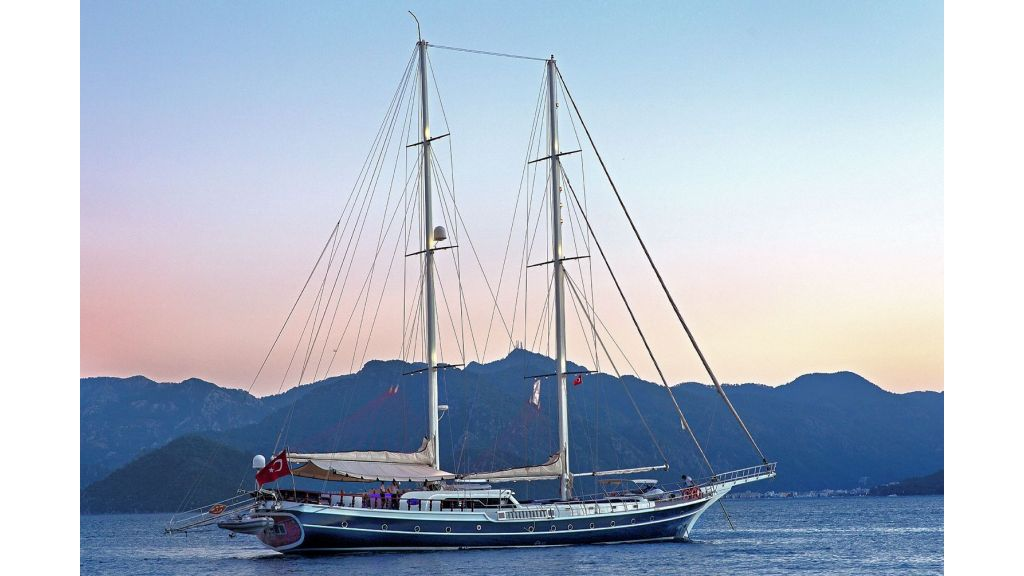 Luxury Ketch Gulet for Sale (13)