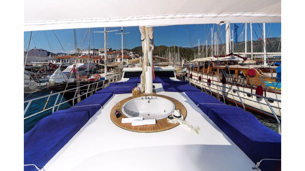 Luxury Ketch Gulet for Sale (16)