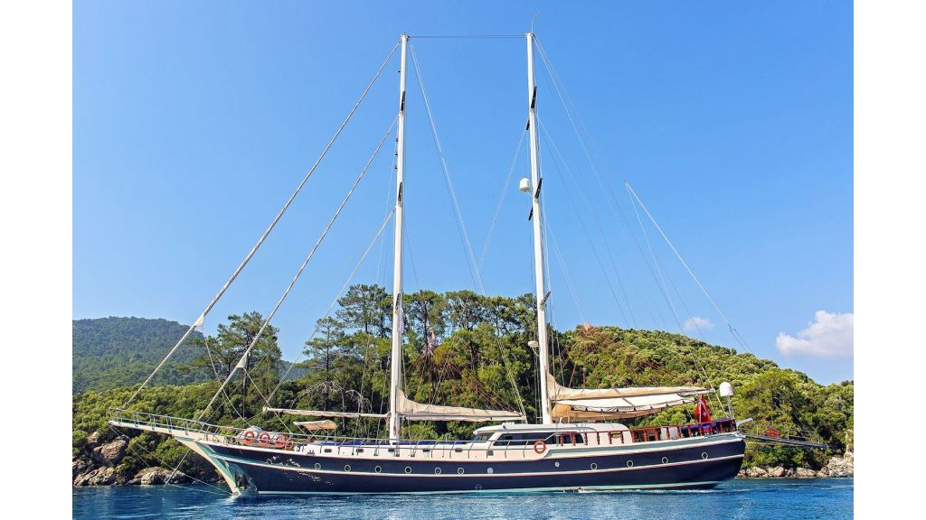 Luxury Ketch Gulet for Sale (2)