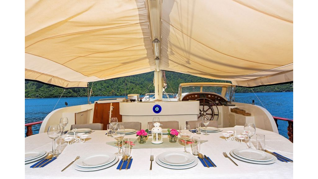 Luxury Ketch Gulet for Sale (21)