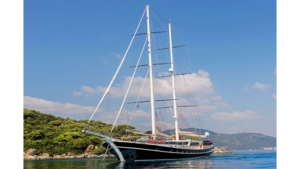 Luxury Ketch Gulet for Sale (3)
