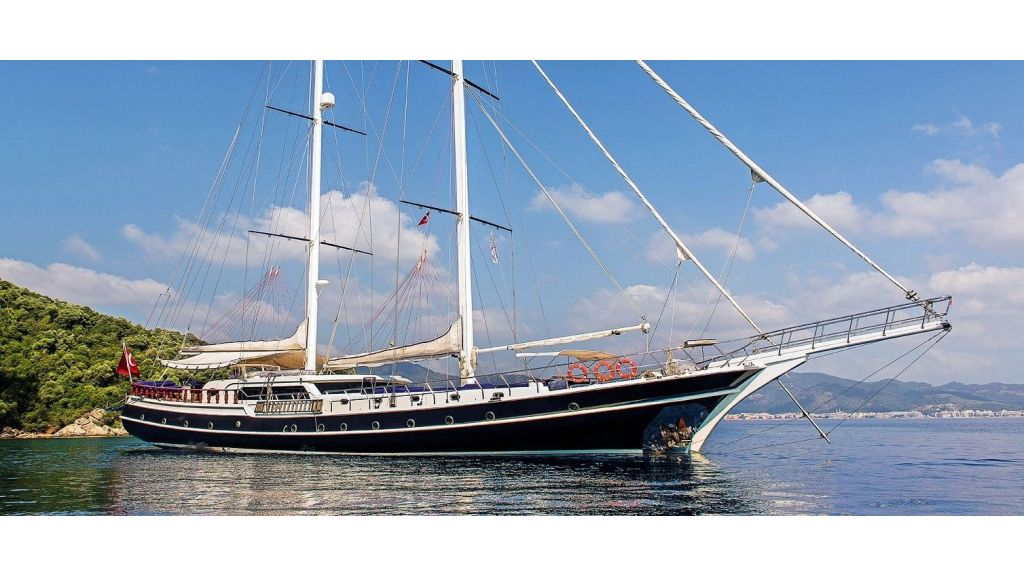 Luxury Ketch Gulet for Sale (4) - master