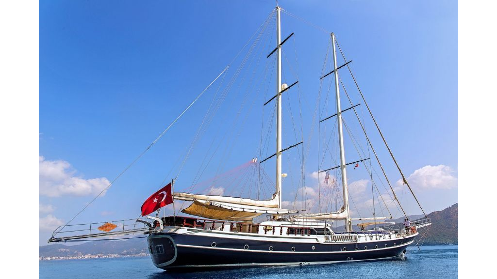 Luxury Ketch Gulet for Sale (6)