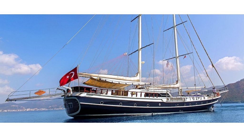 Luxury Ketch Gulet for Sale (6) - master