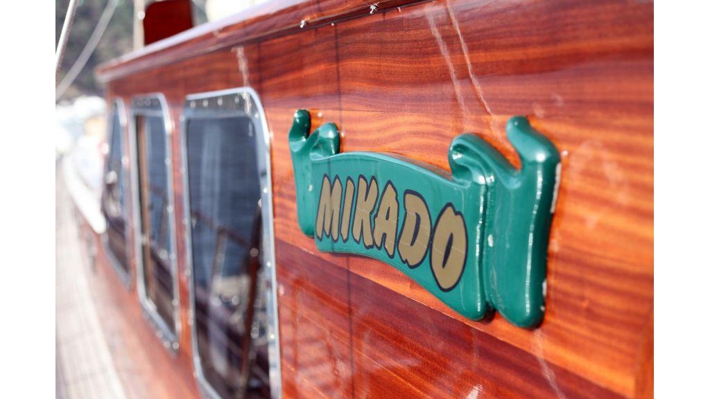 Mikado Luxury Gulet