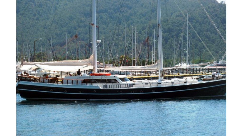 Perla Del Mar 2 charter gulet (5)