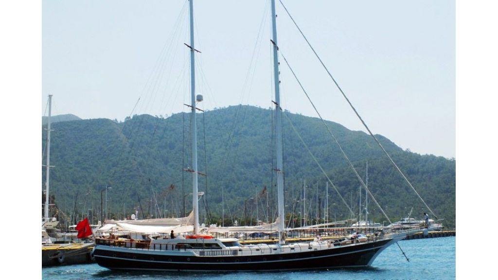 Perla Del Mar 2 charter gulet (7)
