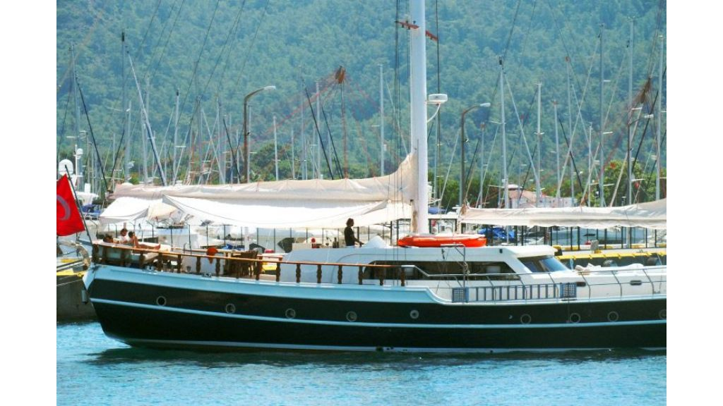 Perla Del Mar 2 charter gulet (8)