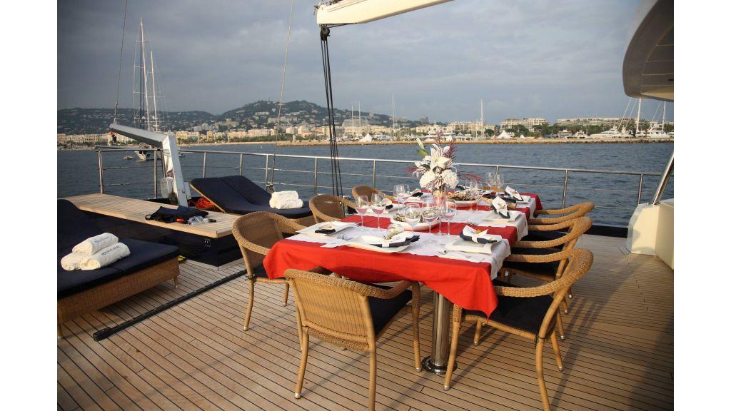 Perla Del Mare-Luxury Gulet master