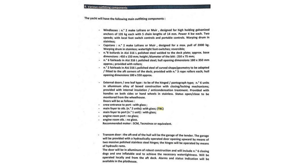 Steel motoryacht Tech Specs (29)
