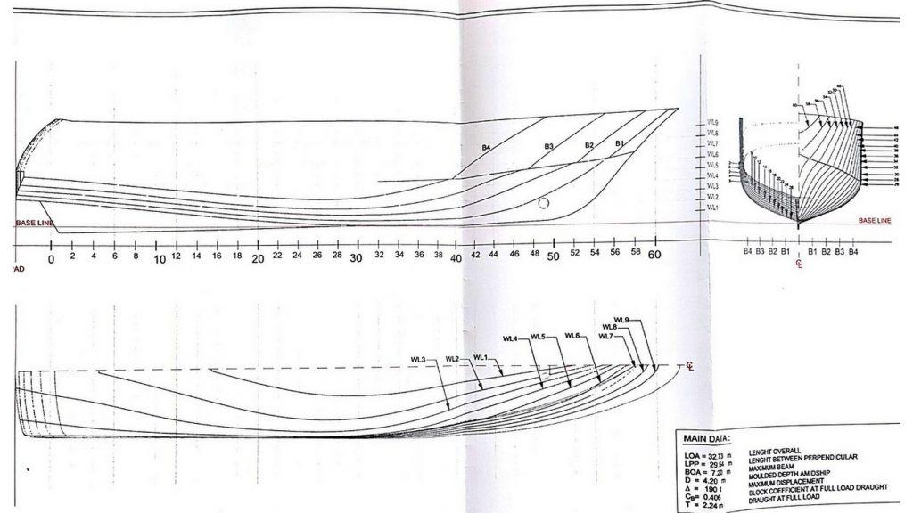 Steel motoryacht Tech Specs (62)