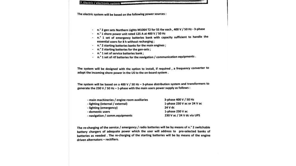 Steel motoryacht Tech Specs (89)