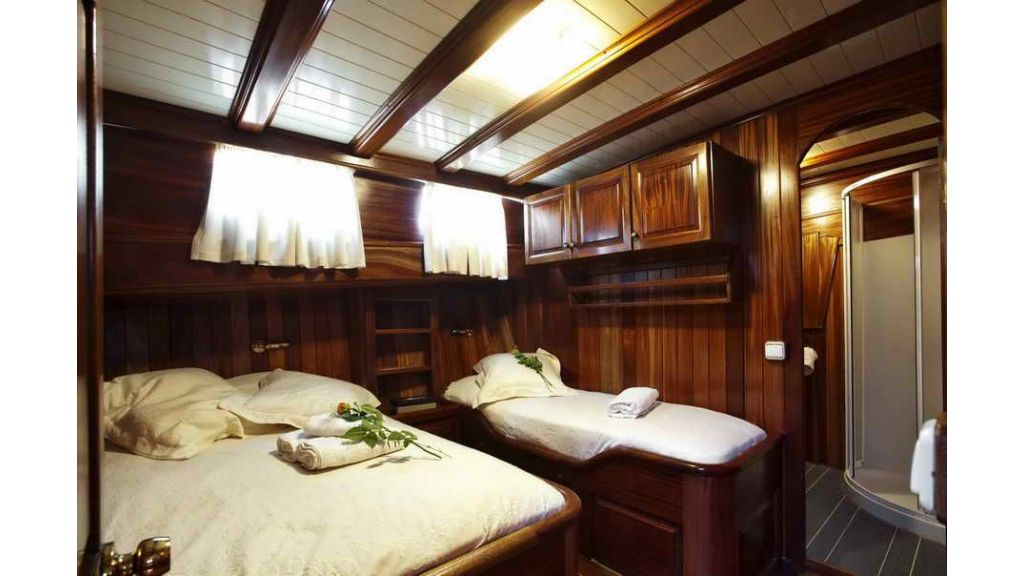 Transom charter gulet for sale (2)