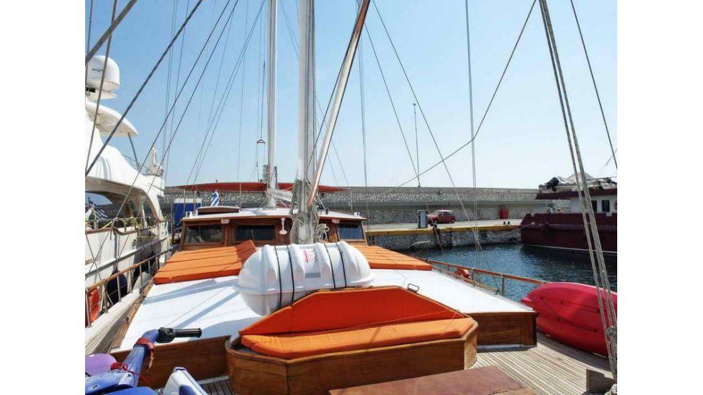 Transom charter gulet for sale (3)
