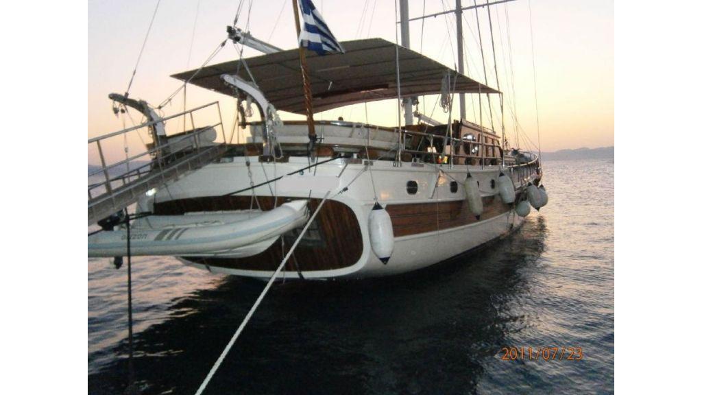Transom charter gulet for sale (31)