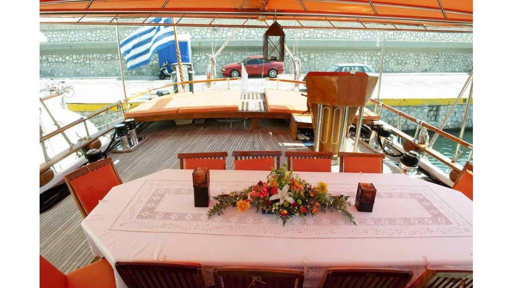 Transom charter gulet for sale (4)