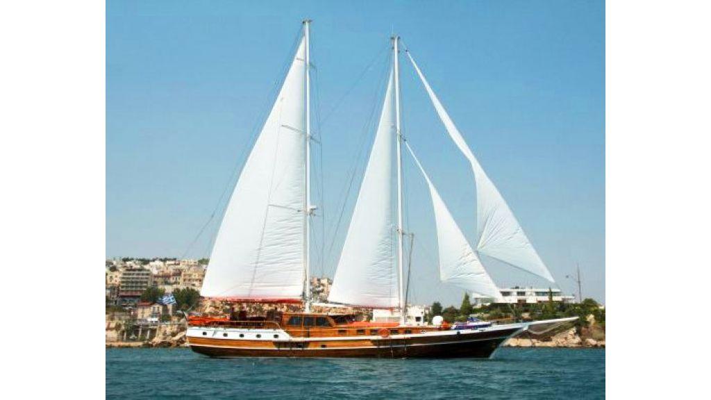Transom charter gulet for sale (5)