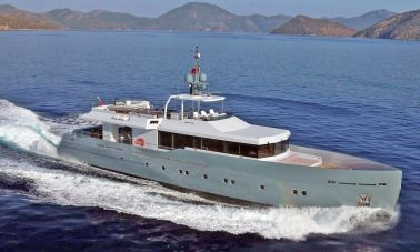 West System Motor Yacht