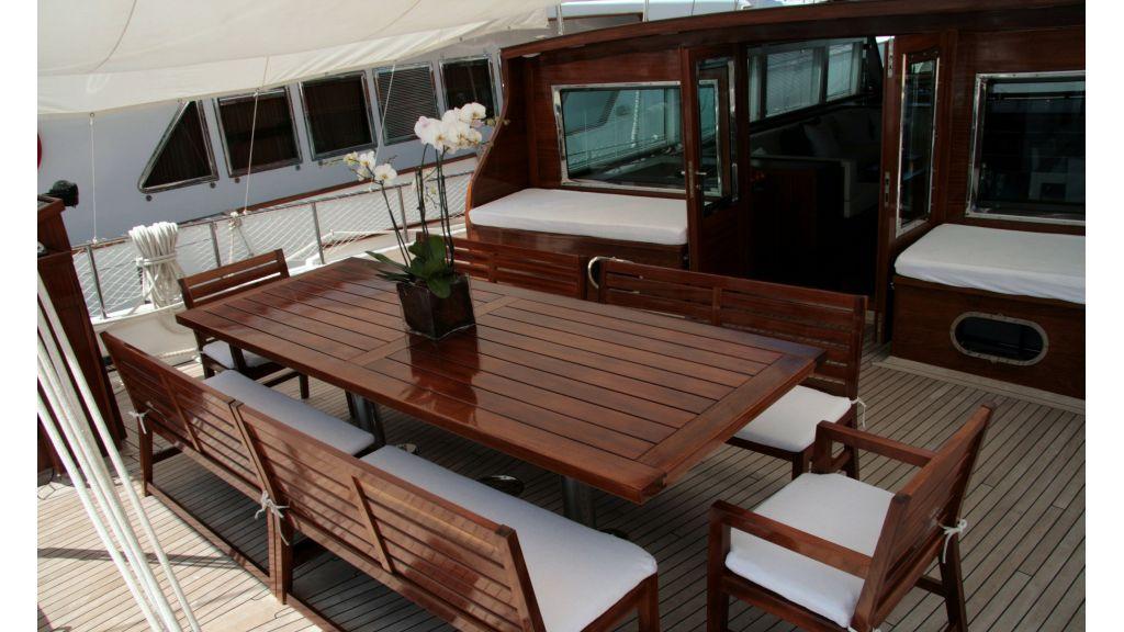 White Soul Luxury Sailing Gulet master