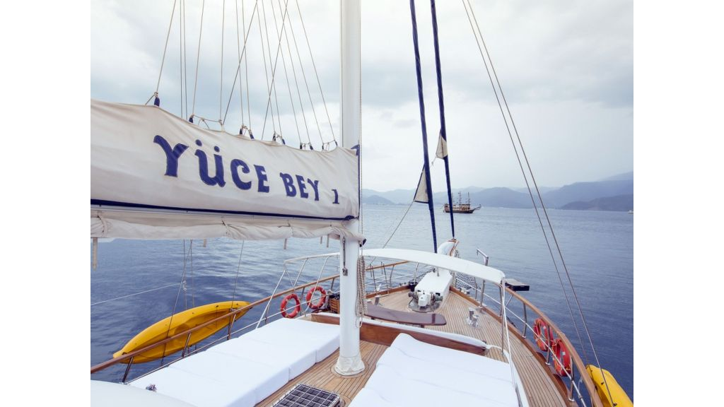 Yuce Bey 1 Gulet (16)