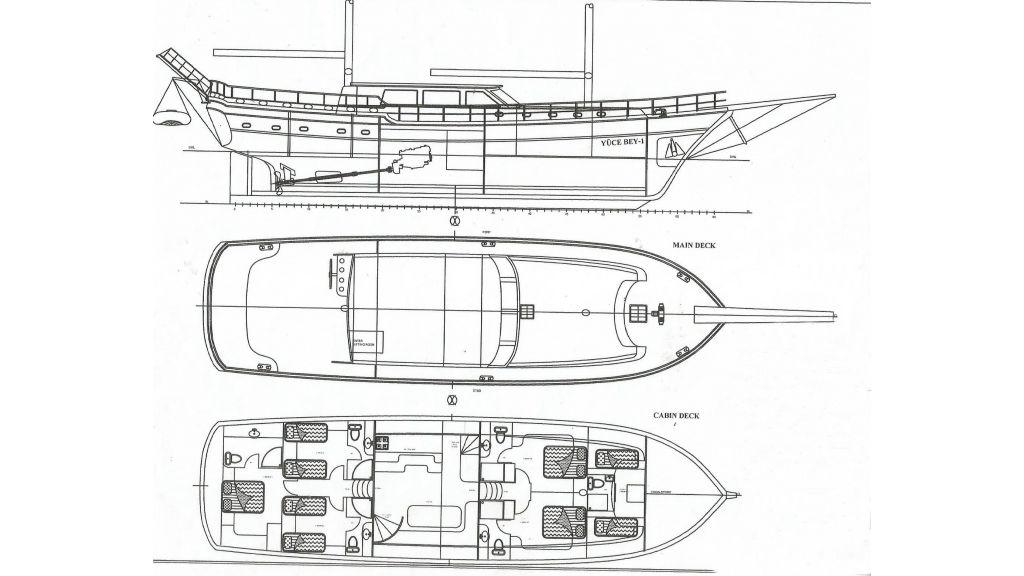 Yücebey 1 layout