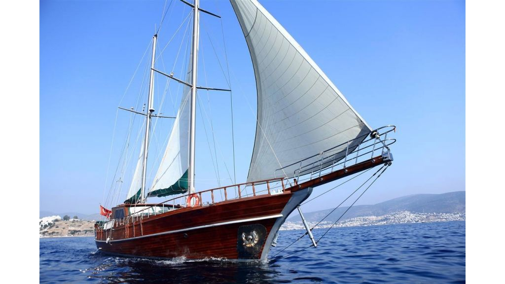 23.95 M Gulet For Sale General Overview
