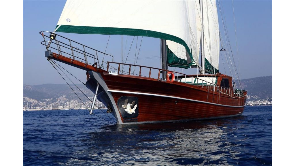 23.95 M Sailing Gulet For Sale