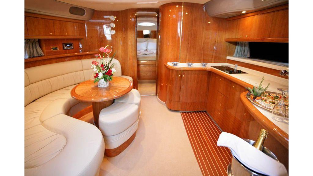 cranch 48 motor yacht master
