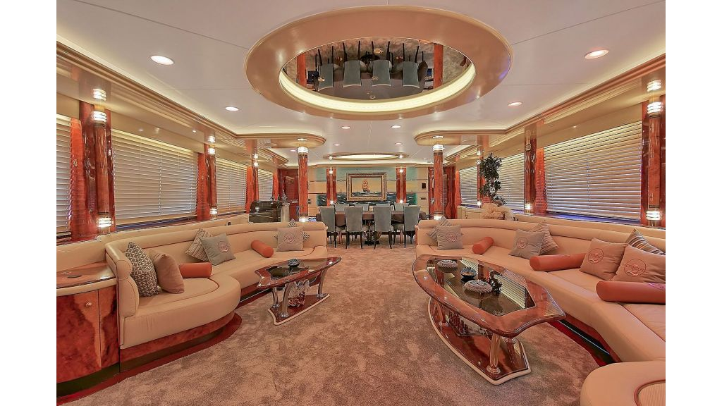 Crocus Luxury Motor Yacht