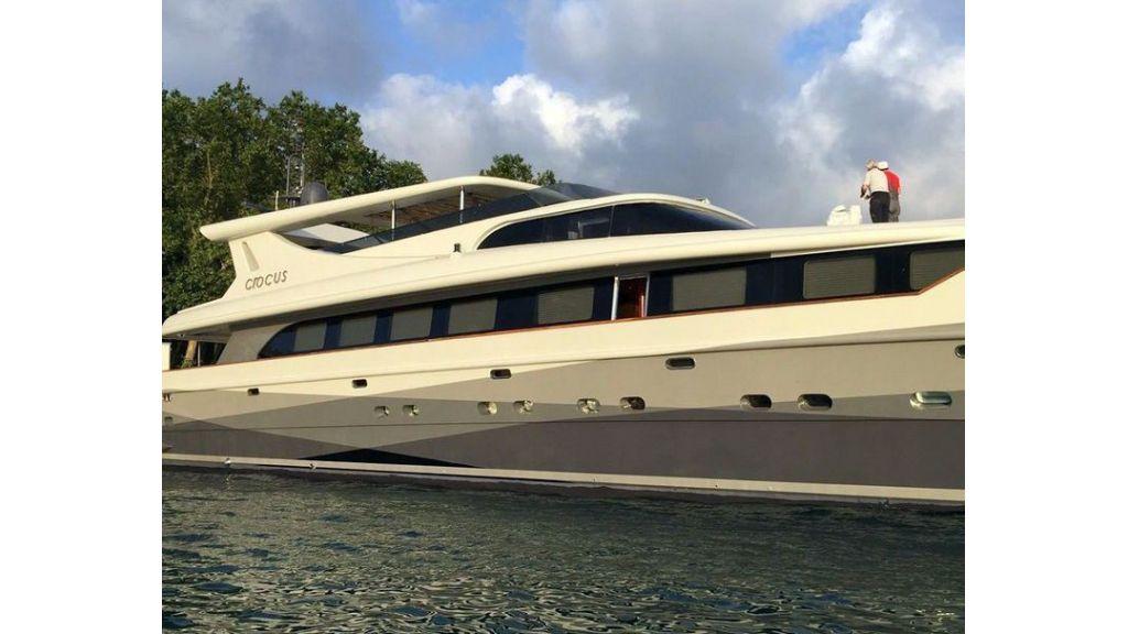Crocus motor yacht (7)