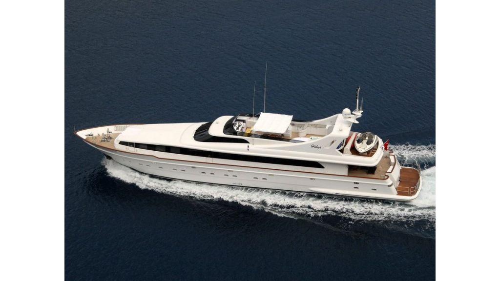 Hulya-Motoryacht master