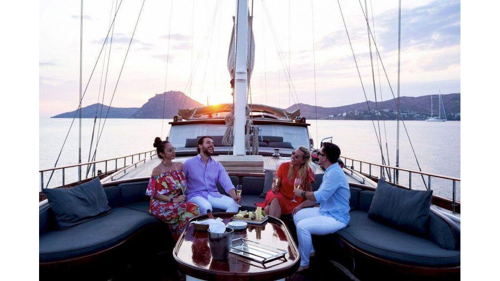 Luxury Gulet in Turkey (19)