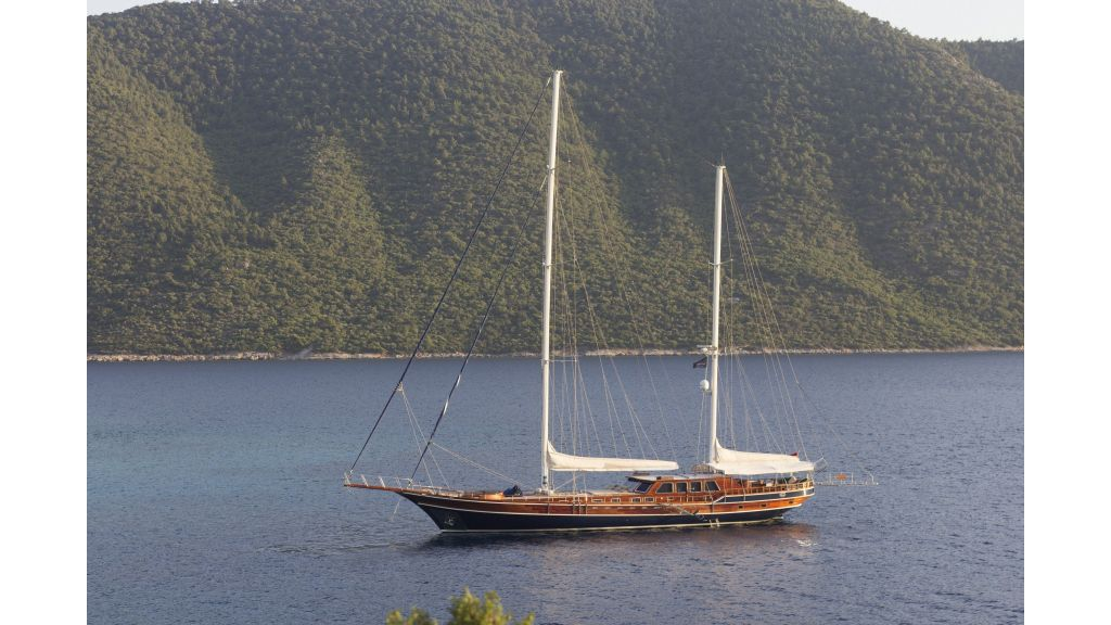Luxury Gulet in Turkey (2)