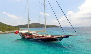 Luxury Gulet in Turkey (4) - master