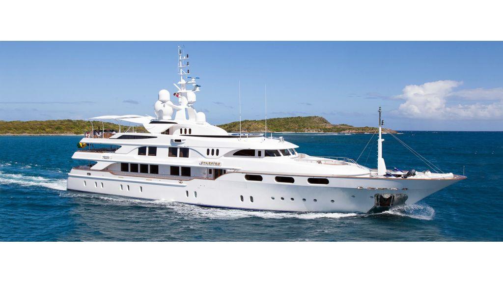 Luxury Motor Yacht