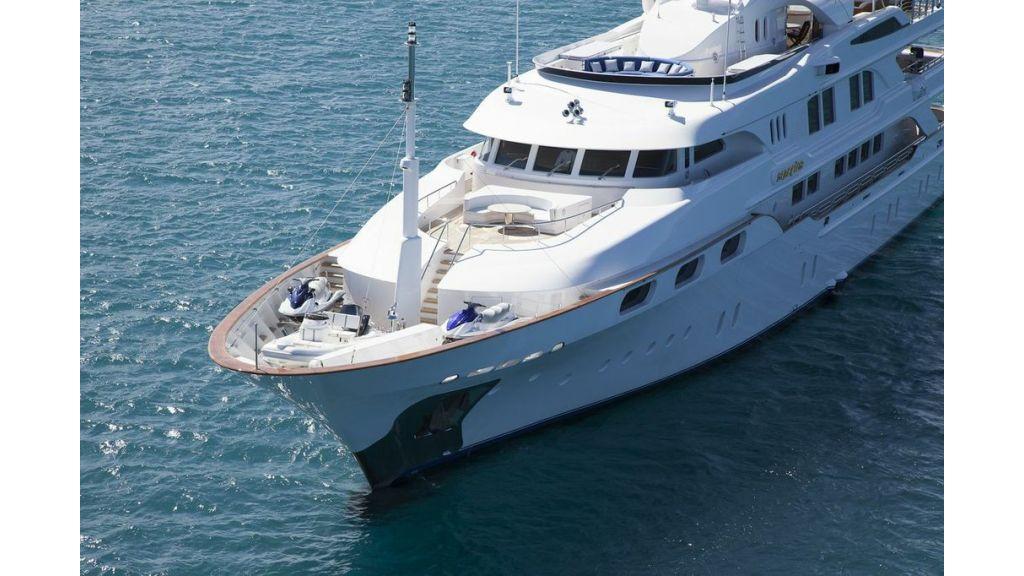 Motor Yacht-Starfire master