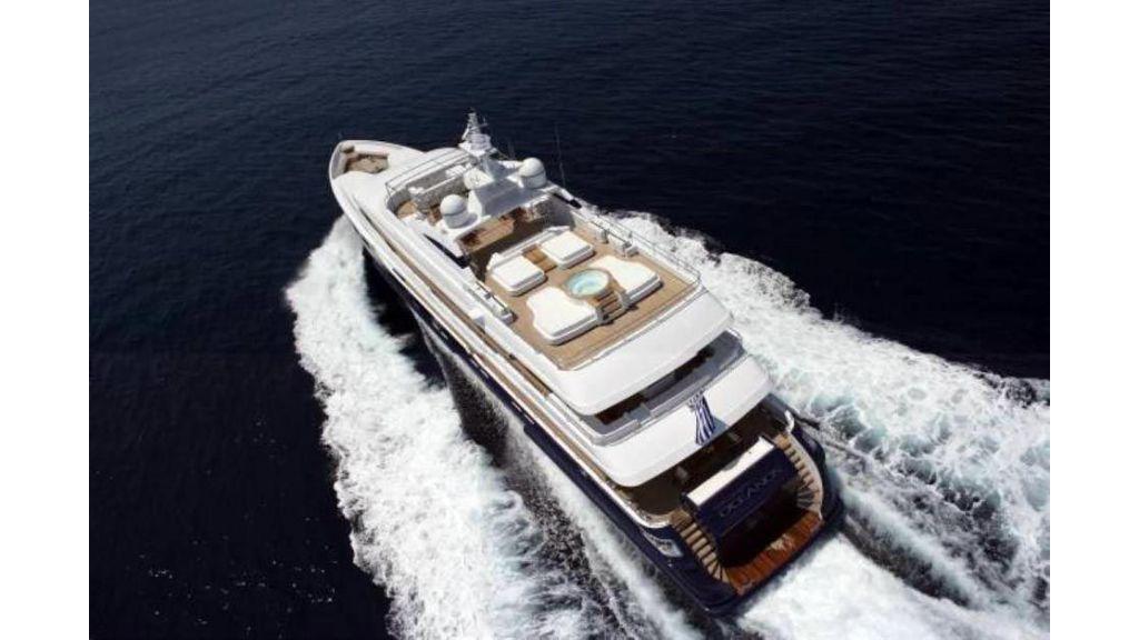 Oceanos Mega yacht (11)