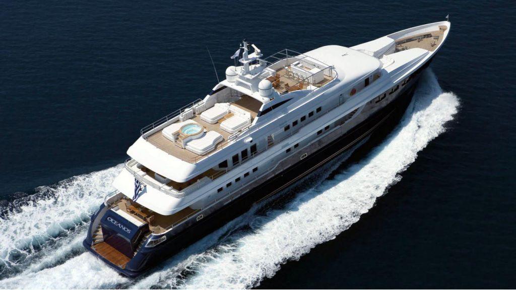 Oceanos Mega yacht master