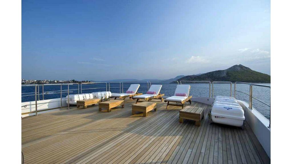 Oneiro Megayacht charter master