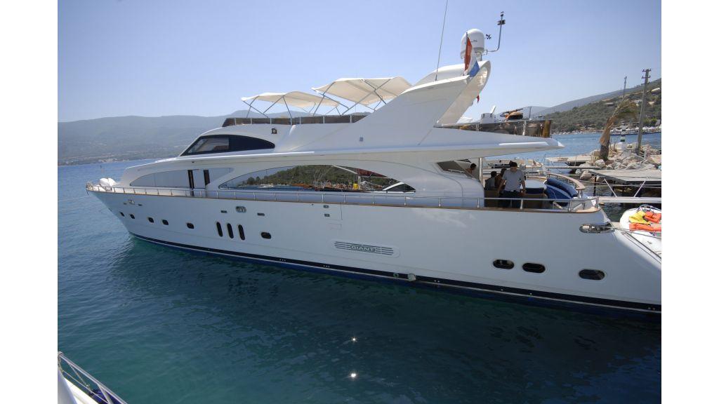 pleasure-motoryacht master
