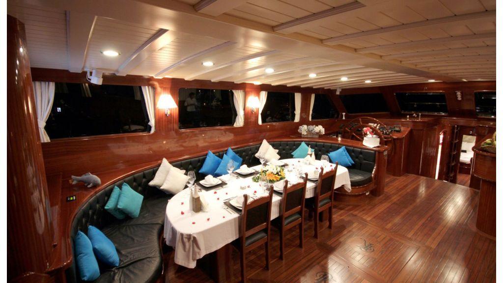 Princess-Karia-4-Luxury Transom Yacht master